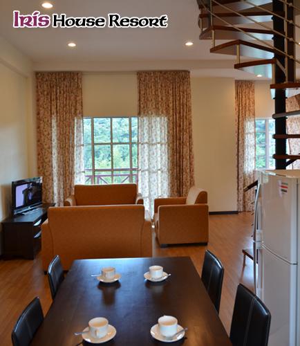 Iris House Resort Apartment Tanah Rata Cameron Highland